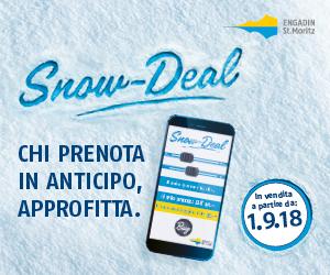 Snow Deal Skipass St Moritz